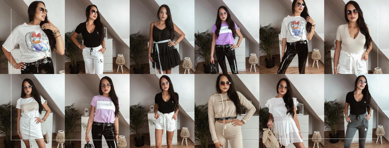 Z nami odkryjesz swój styl. Moda damska od By Pashi.
